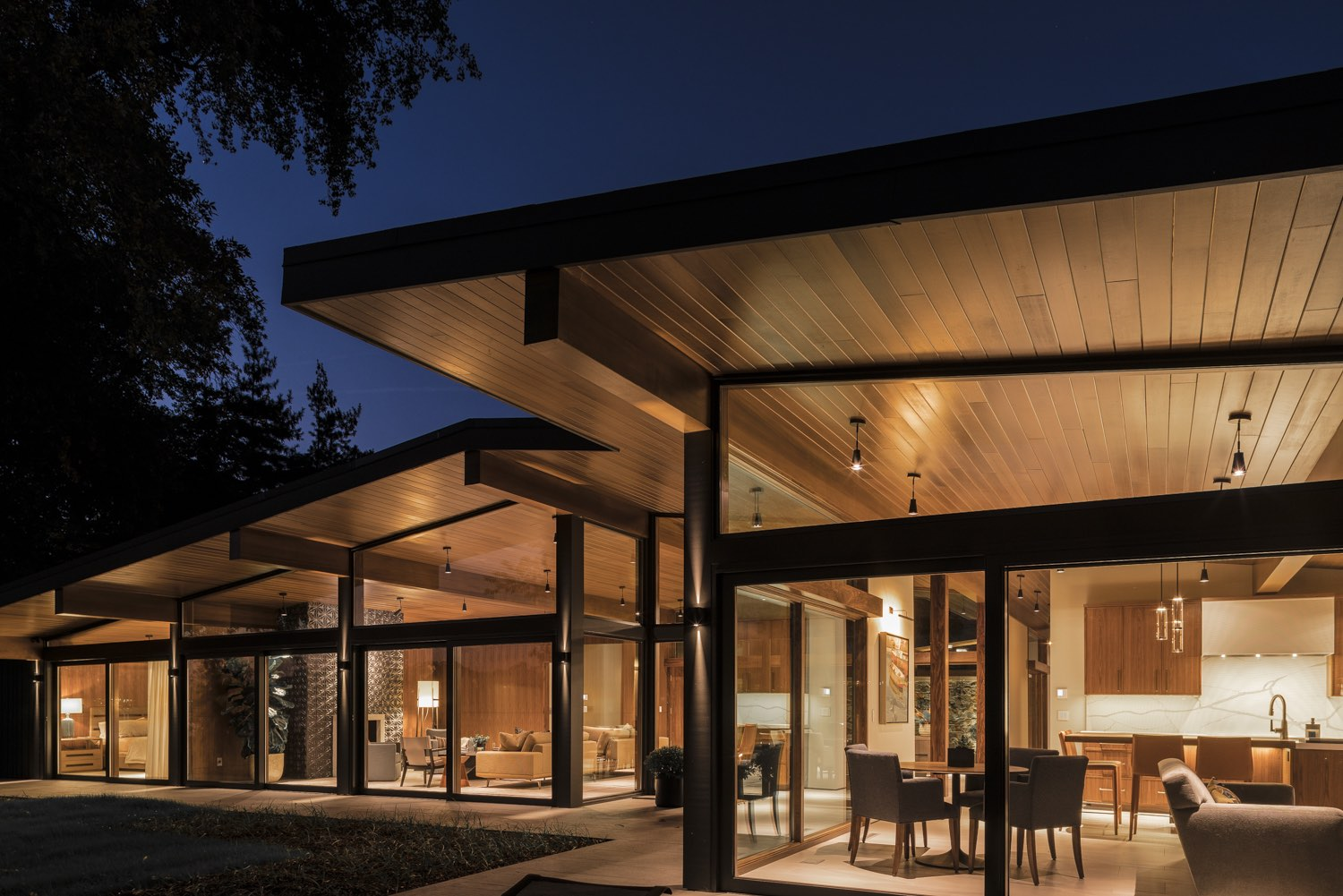 Glass House | Rock Kauffman Design